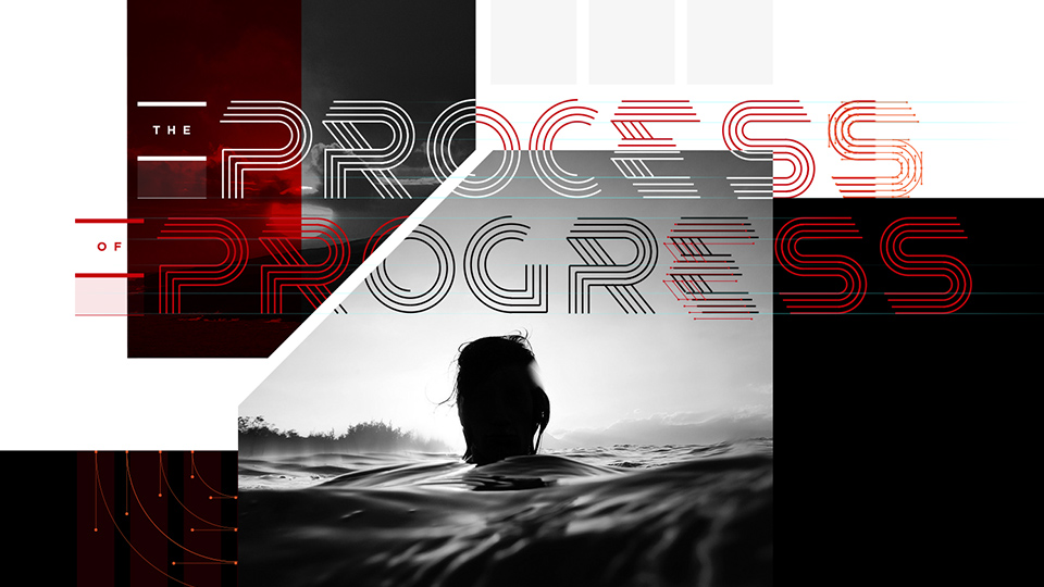 AIGA : Process of Progress : Anton & Irene