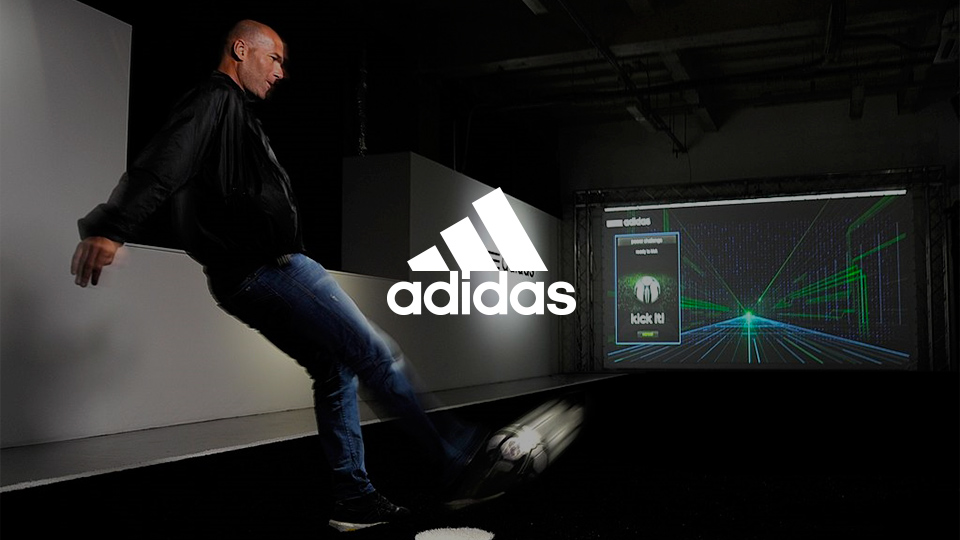 Adidas : Smart Ball / MiCoach